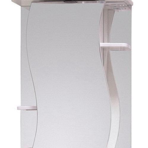 Шкаф-зеркало Лилия 55.01 правый/левый