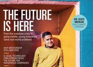 The Future Is Here: Douglas Magazine
