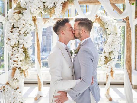 Gastblog: hoe laat je de bloemen matchen met de rest van de bruiloft? (door Weddingster)