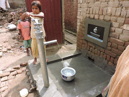 Wholesome Water Well Project :)