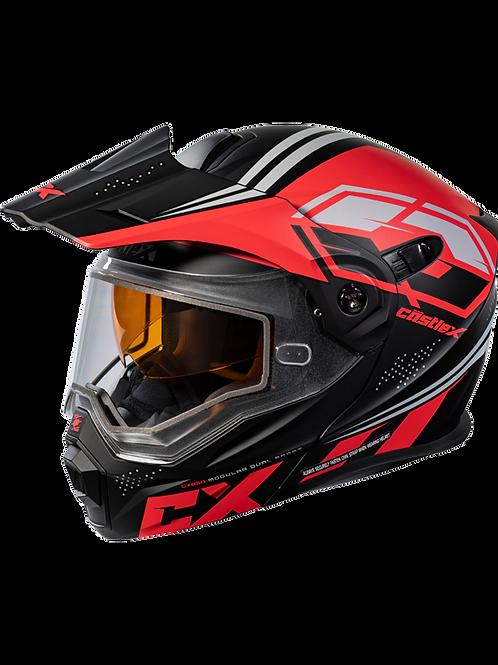 Castle X EX0-CX950 Siege Snowmobile Helmets