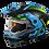 Thumbnail: Castle X EX0-CX950 Focus Electric Helmets