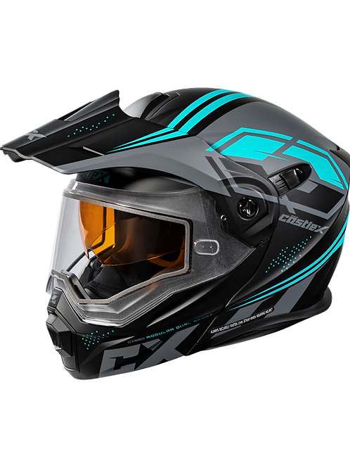 Castle X EX0-CX950 Siege Snowmobile Helmets