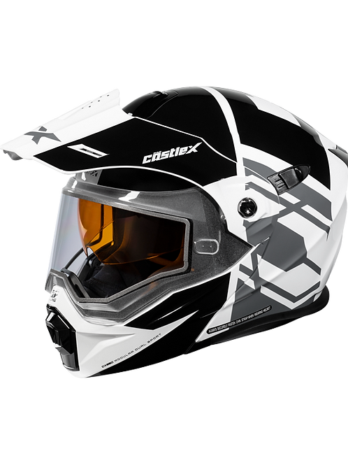 Castle X EX0-CX950 Hex Snowmobile Helmets