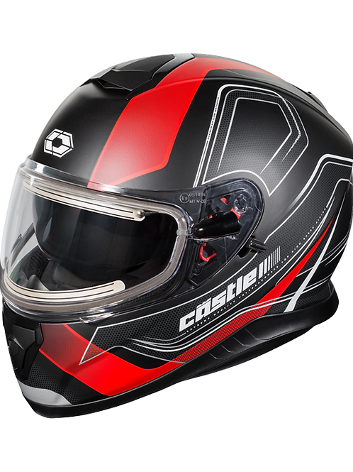 Castle X Thunder 3 SV Trace Electric Helmets