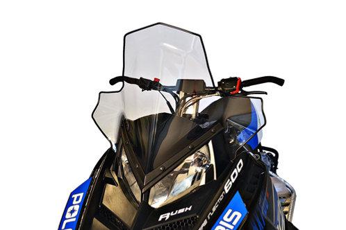 Powermadd Cobra Windshields Polaris Pro Ride Rush/RMK/Switchback