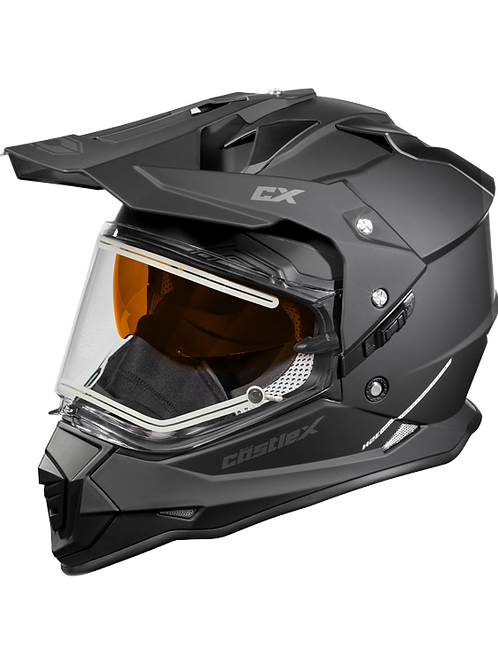 Castle X D/S SV Solid Matte Electric Helmets