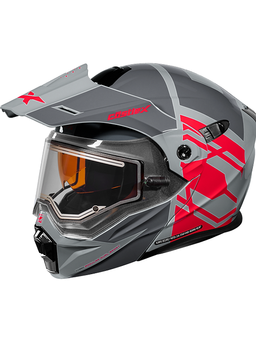 Castle X EX0-CX950 Hex Electric Helmets