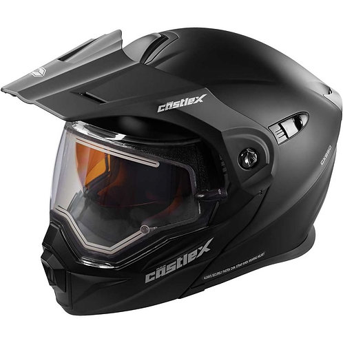 Castle X EX0-CX950 Solid Electric Helmets