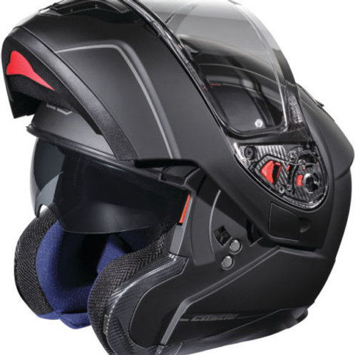 Castle X Atom SV Solid Electric Helmet