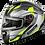 Thumbnail: Castle X Atom SV Transcend Electric Modular Helmets