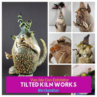 Tilted Kiln Works