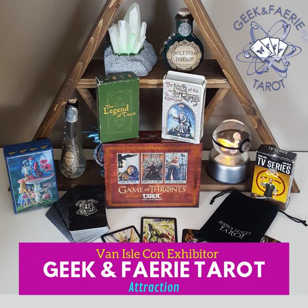 Geek&FaerieTarot