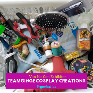 TeamGinge Cosplay Creations