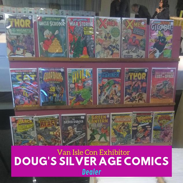 Doug's Silver Age Comics