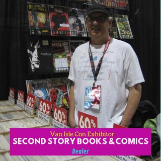 Second Story Books & Comics