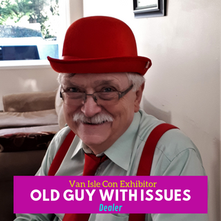 Old Guy With Issues