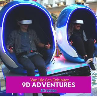 9D Adventures