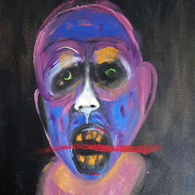 El vagabundo esquizofrénico
