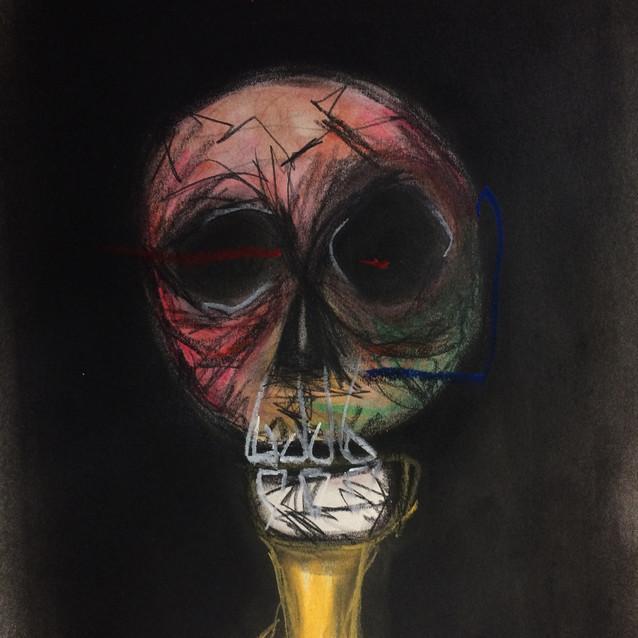 La muerte no tiene color