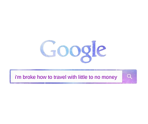 how to travel with little to no money-2.