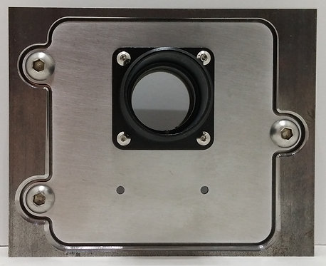 Frame Wiring/Plumbing Pass Through - Weld-In