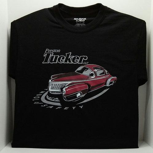 Tucker Torpedo Red Men's T-Shirt - S to 3XL