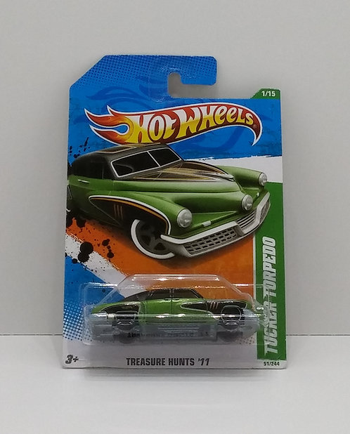 Hot Wheels Treasure Hunt Tucker Torpedo 51/244