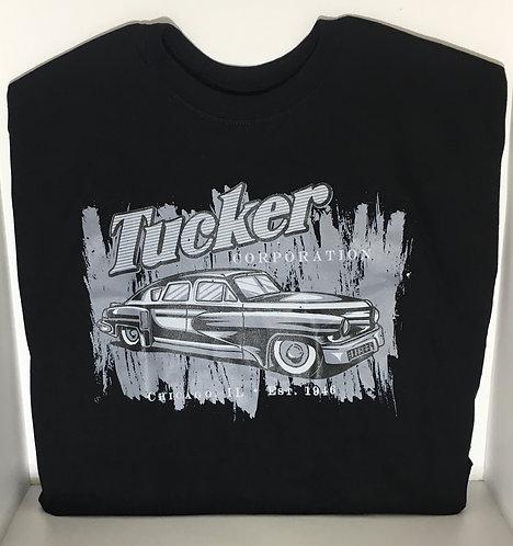 Tucker Corporation Black Men's T-Shirt
