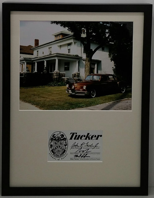 Limited Edition Tucker #1036 Print at Tucker Home