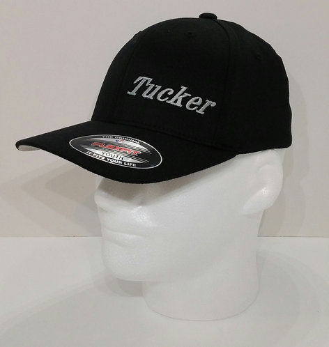 Tucker Corporation Embroidered Fitted Youth Hat