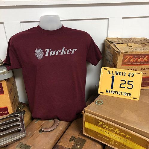 Tucker Logo T-Shirt - S to 3XL