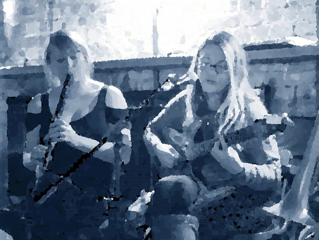 Live Stream for the Green Note Friday 16th October with Alice Williamson and myself
