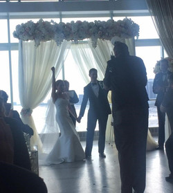 Nicole and Neil Sheffield wedding in AC hurray
