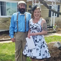 Wedding Jen and Charlie 4 13 19