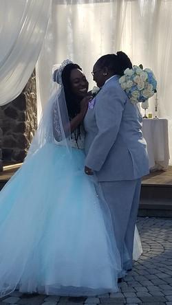 Wedding Thandi and Stephanie 3 March 9 1