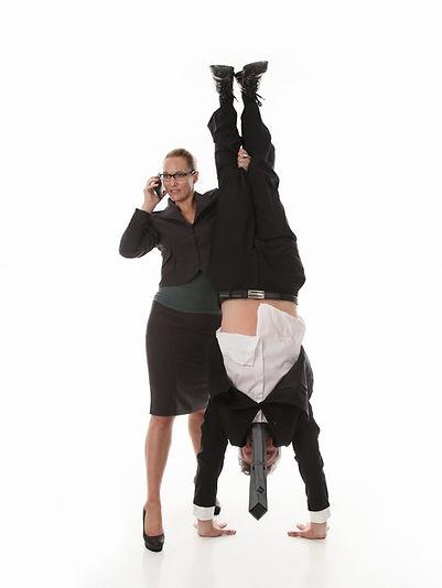 yoga på jobb
