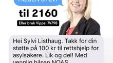 KJÆRE ALLE DERE SOM FØLER DERE LURT