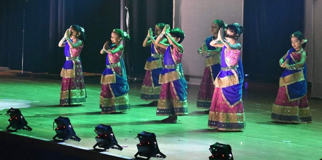 Bollywood Dance Classes for Children