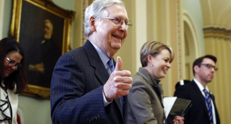 Senate Republicans Dropped American Democracy: the World Will Reap the Consequences