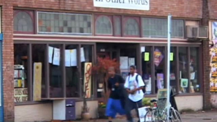 First documentary about when a feminist bookstore moves into a gentrifying neighborhood. Featured in the Multnomah County library archives. https://gallery.multcolib.org/files/moving-non-profit-feminist-bookstore-and-politics-place-2008