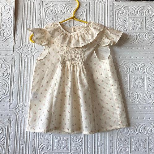 Camisa Lina mini flor