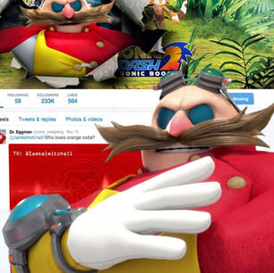 Sonic the Hedgehog - Dr. Eggman Takeover