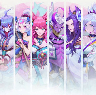 League of Legends - Spirit Bonds