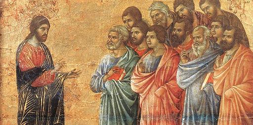 Gesù e i suoi