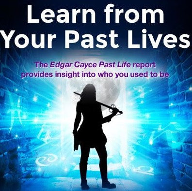 Cayce PAST LIFE REPORT