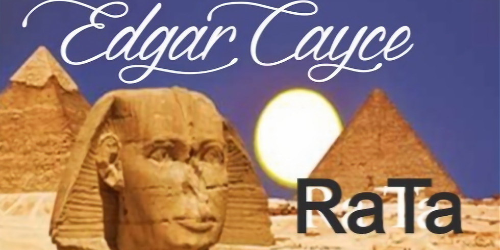 CONTEMPORARY CAYCE of CANADA ONLINE EVENING EVENT-January 15th 2021-Presents: Karen Stemmler-on 'Ra Ta''