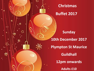 2017 PSMCA Christmas Buffet