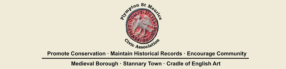 Plympton St Maurice Civic Association Logo