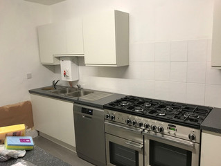 Plympton Guildhall Update - Kitchen Refurbishment